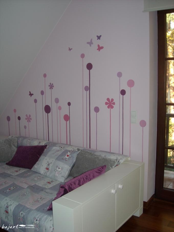 Dekoracja na ścianie