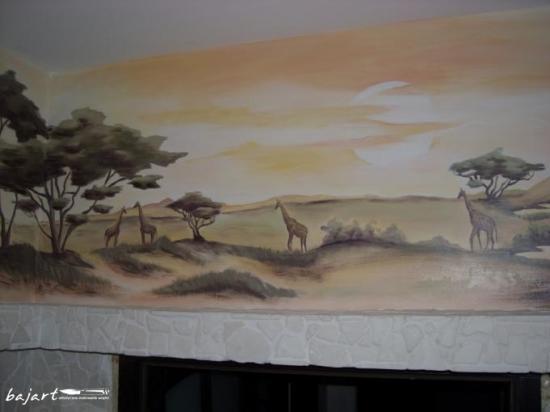 Malunek w łazience
