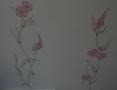 Kwiaty nad wanną