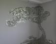 drzewo -artystyczny tynk strukturalny