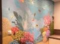 Rafa koralowa - kolorowa dekoracja kuchni