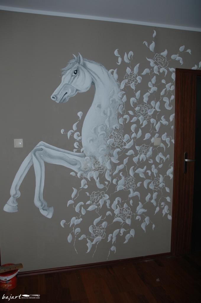 Malowany koń