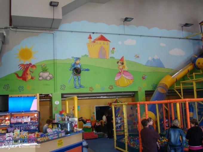dekoracja na ścianach