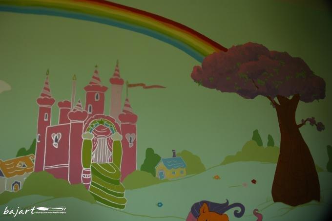 Zamek malowany