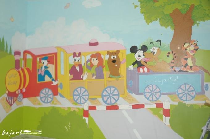 Wesoły pociąg