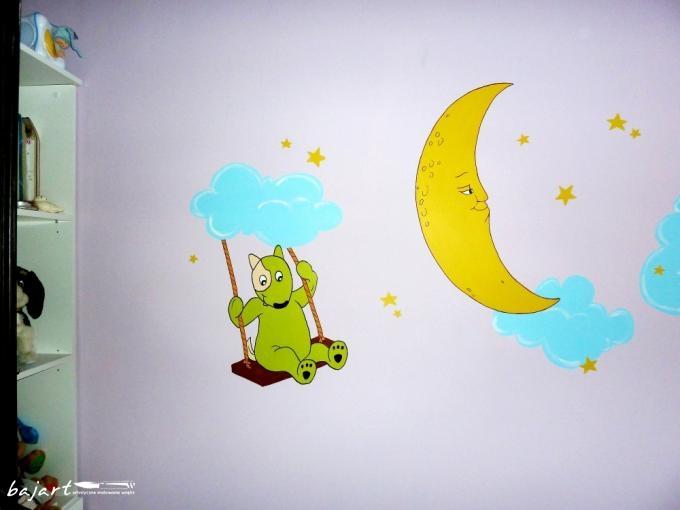 kącik do spania