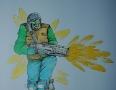 Malowany żołnierz