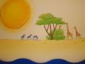 Afrykańska dekoracja