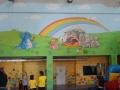 malunki w sali zabaw