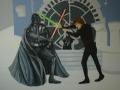 Walka Luka z Darth Vader`em