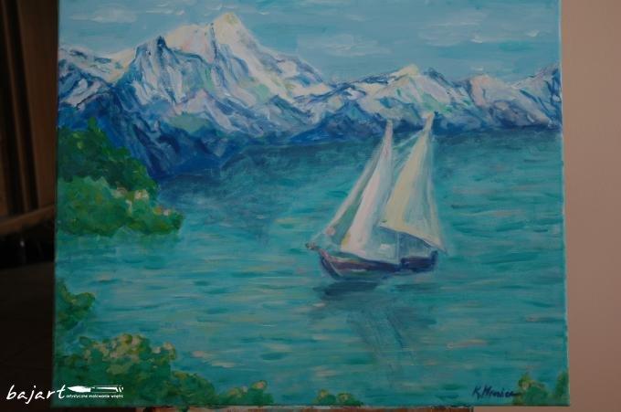Krajobraz dla żeglarzy