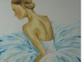 piękna baletnica