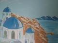 pejzaż grecki